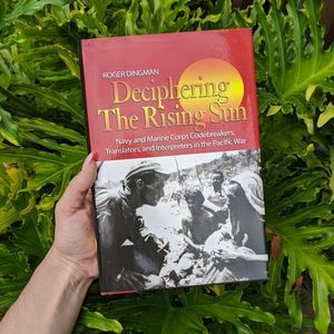 Deciphering The Rising Sun Book by Roger Dingman